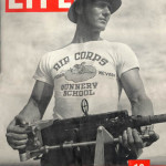 First Words Printed on a T-shirt Life Cover 1942
