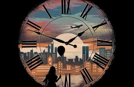 Right Here Waiting Tee Design by dandingeroz