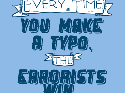 The Errorists Win