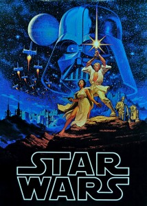 Star Wars Episode 4: A New Hope Poster