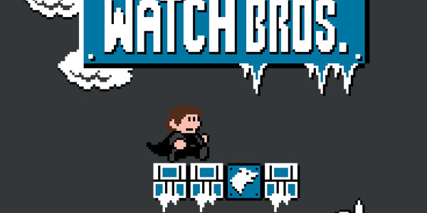 Night Watch Bros. Tee Design by BazNet.