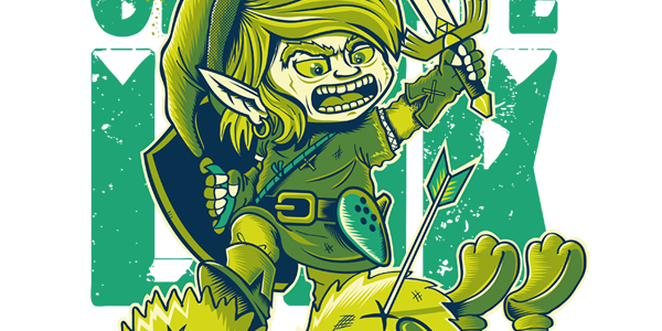 Ultimate Link Tee Design by Fernando Sala.