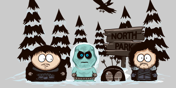 North Park Tee Design by Theduc.