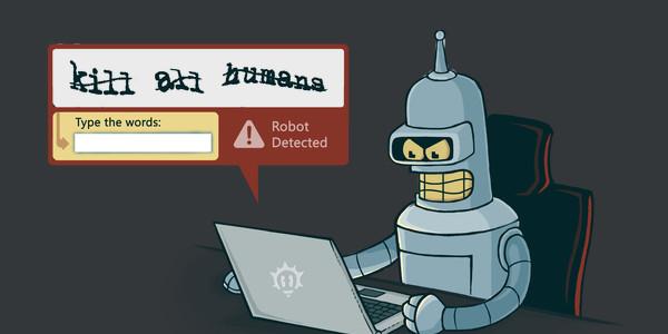 Robot Detector Tee Design by IdeasConPatatas.