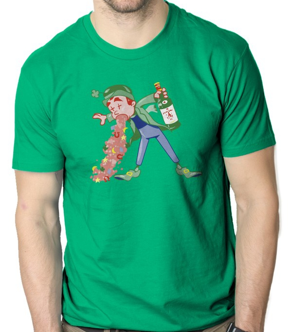 St Patricks day Tee