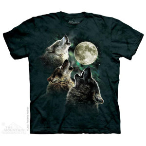 Three Wolf Moon TShirt Design Concepts That Went Viral