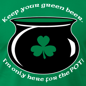 Saint Patrick's Day Tee