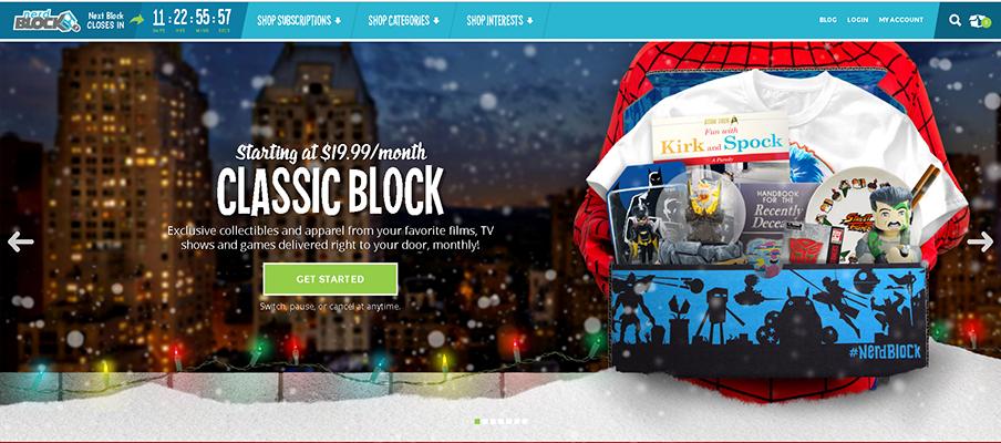 Nerd Block Subscription Box Review