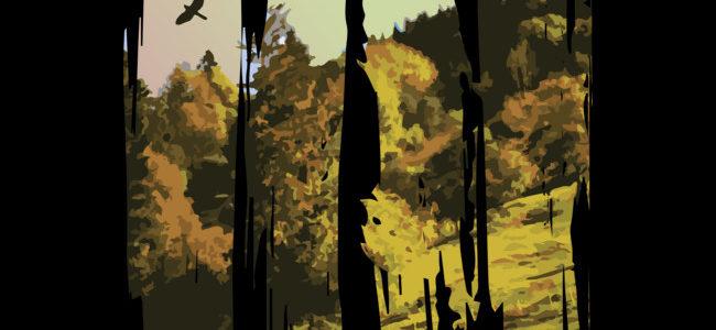 Nature Life Hoodie Design by VenusImagination