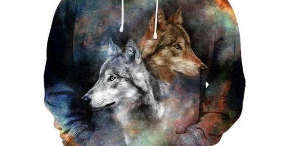Wolves Hoodie Deign Fresh Hoods