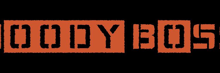 Hoody Boss Logo