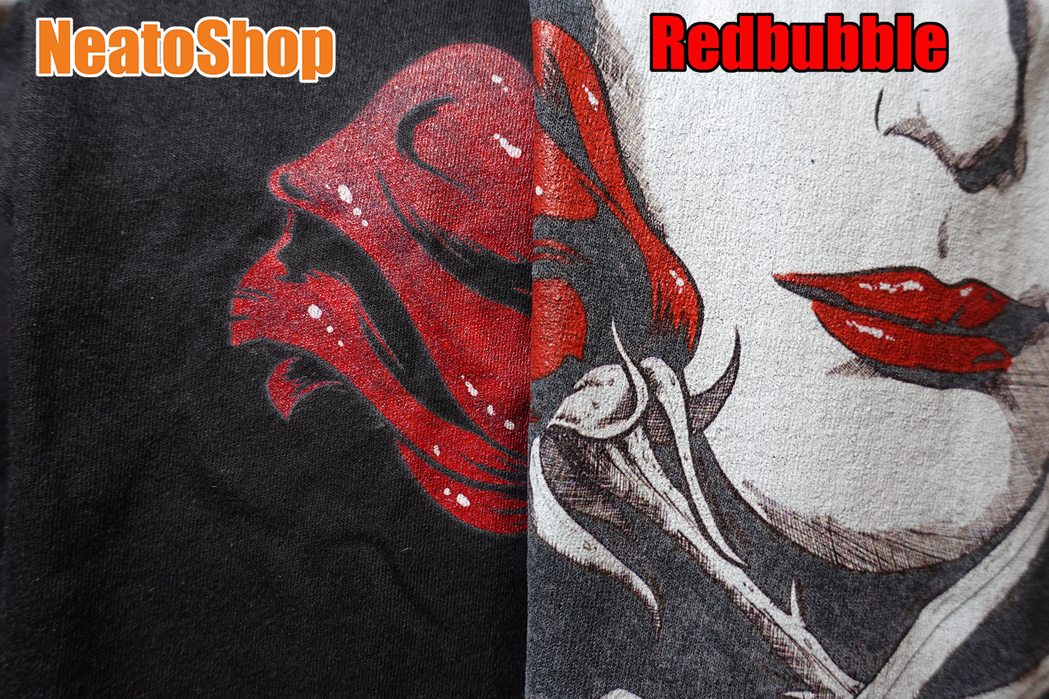 NeatoShop Vs Redbubble Side By Side Print Comparison 1