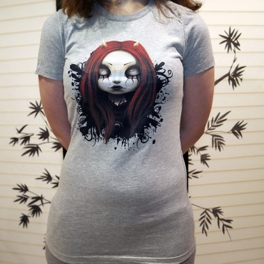 d56001d1 Haunted Tee Design Redbubble Print Quality Review Worn. Shirt Design