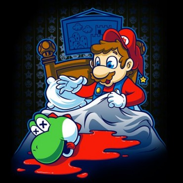 Mario having sex Super